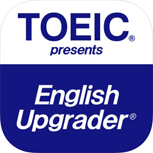 TOEIC presents English Upgrader・アイコン画像