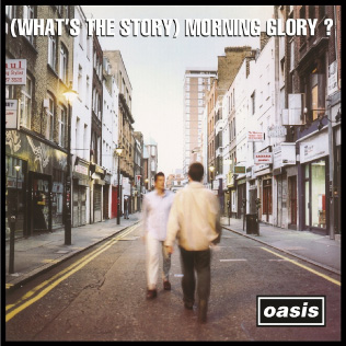 Oasis「(What's the Story) Morning Glory?」・画像