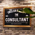 ENGLISH COMPANY THE CONSULTANTを体験!